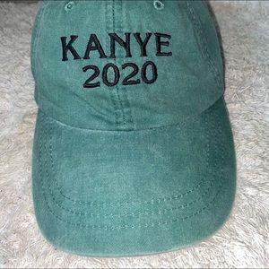 Kanye West 2020 Hat cap green
